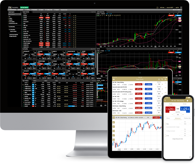 TraderPro Multidevices